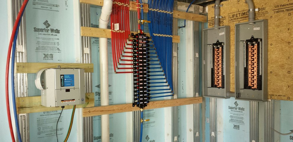 Advantages Of A Pex Manifold Home Run System